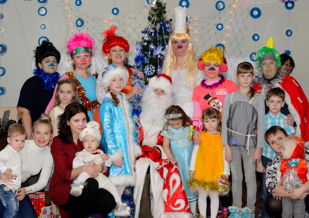 Конкурсы для детского новогоднего утренника в